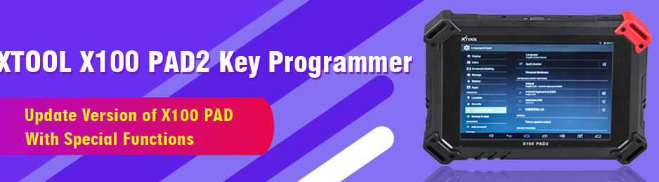 xtool-x100-pad2-key-programmer